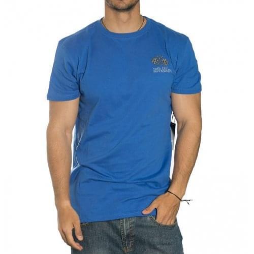 T-Shirt Santa Cruz: Jessee V8 BL