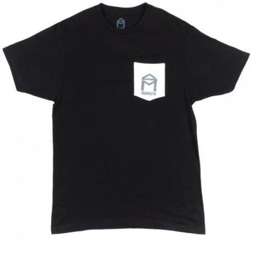 T-Shirt Sk8 Mafia: Detention Pocket Tee BK