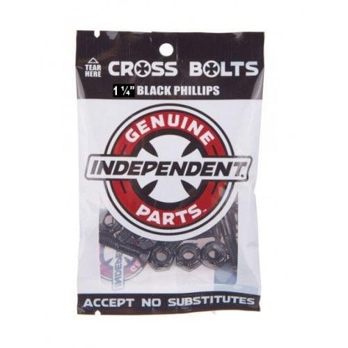 "Parafusos Independent: Genuine Parts Phillips 1.25"" black"