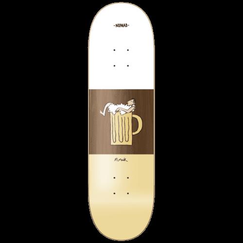 Tábua Nomad: Skatelife Beer Bath 8.09