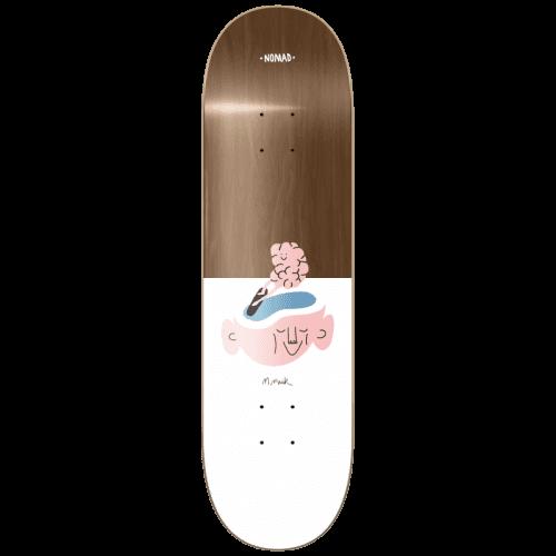 Tábua Nomad: Skatelife Brain Grind 8