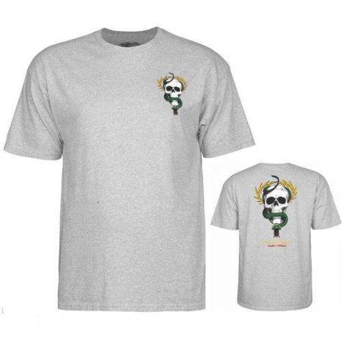T-Shirt Powell: Skull & Snake GR