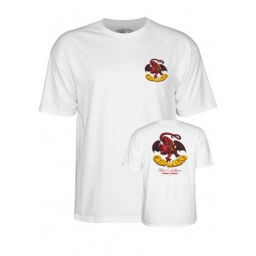 T-Shirt Powell: Caballero Classic Dragon WH