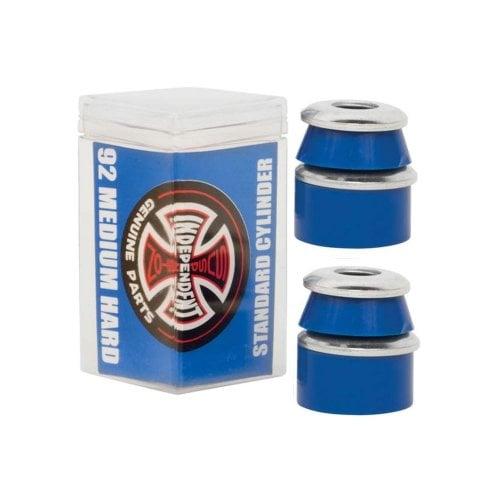 Borrachas Independent: Cushions Blue 92 Medium Hard Cylinder