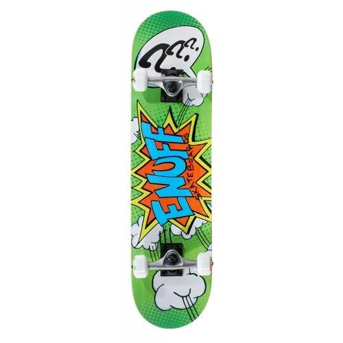 Skate Completo Enuff: POW II Mini 7.25
