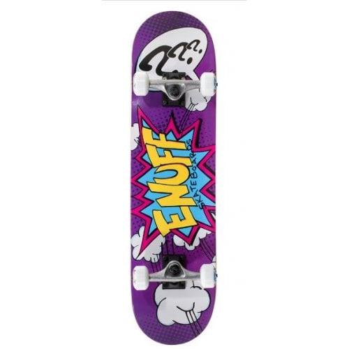 Skate Completo Enuff: POW II Mini PP 7.25