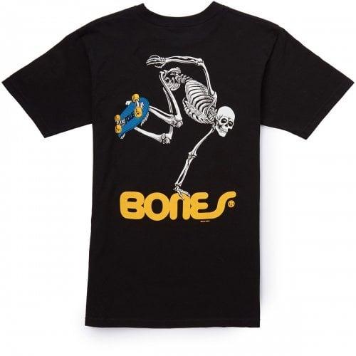 T-Shirt Powell Peralta: Skateboard Skeleton BK