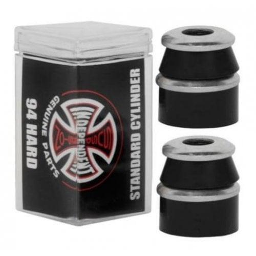 Borrachas Independent: Cushions Black 94 Hard Standard Cylinder