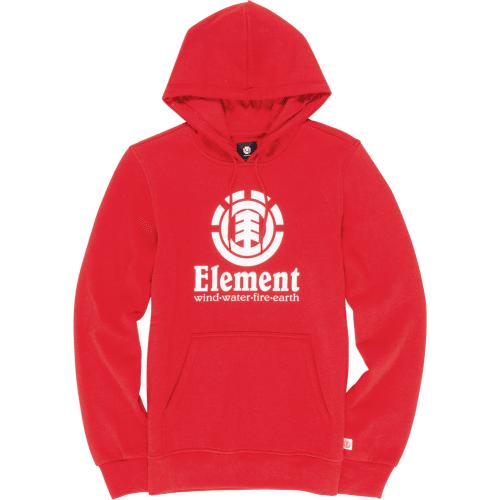 Sweatshirt Element: Fire Red Vertical HO RD