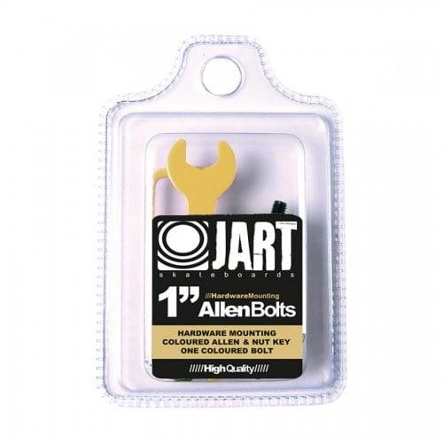 "Parafusos Jart: Bolts & Nuts 1"" Allen Blister Pack"