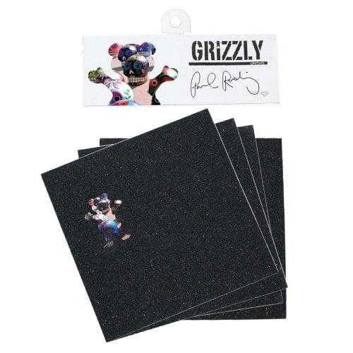 Lixa Grizzly: Paul Rodriguez Signature (4 Pre-Cut Square)