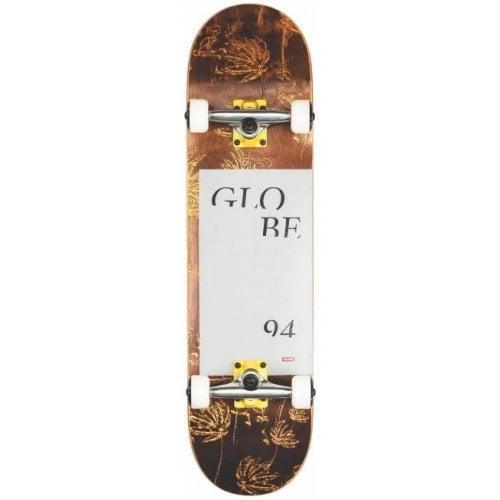 Skate Completo Globe: G2 Typhoon Yellow 8.0