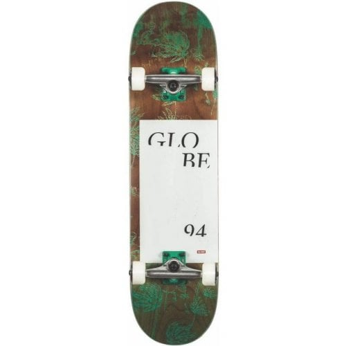 Skate Completo Globe: G2 Typhoon Green 8.125