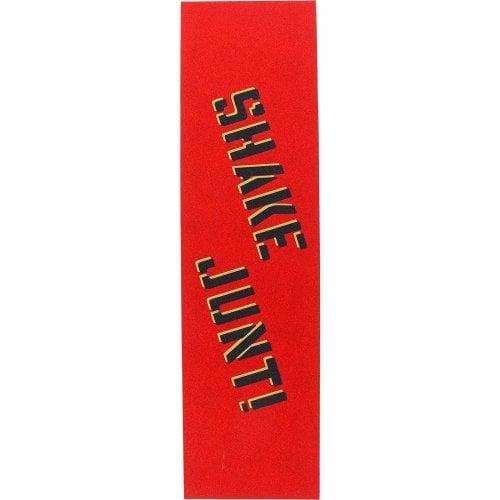 Lixa Shake Junt: Grip Tape Sheet Red