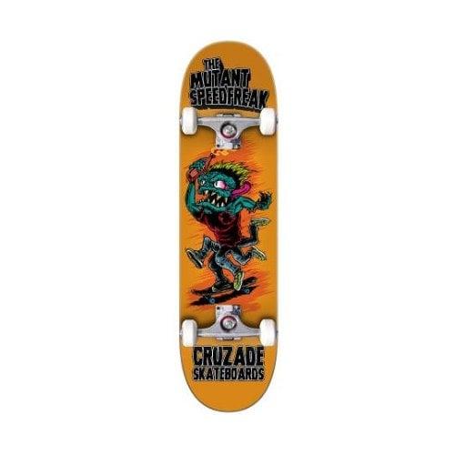 Skate Completo Cruzade: The Mutant Speedfreack 8.0