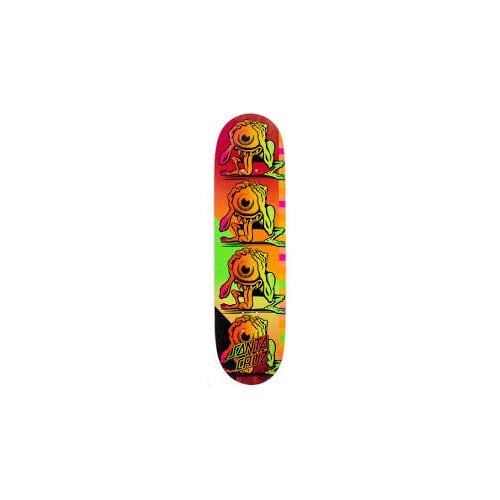 Tábua Santa Cruz Skateboards: Afterglow Eyegore VX 8.5