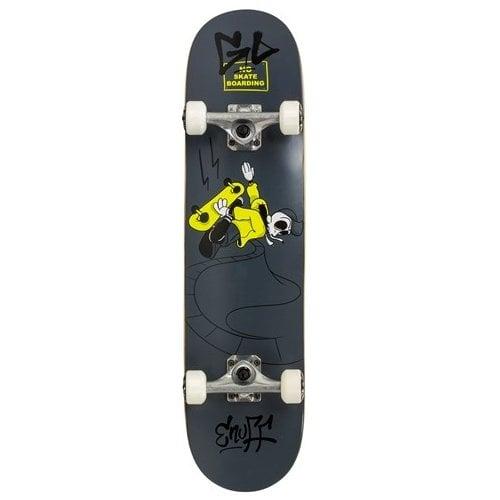 Skate Completo Enuff: Skully Black 7.2x29.5