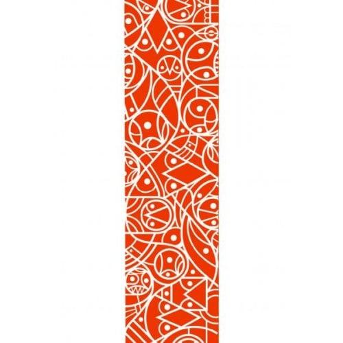 Lixa Darkroom: Pusher Clear Red Grip Tape