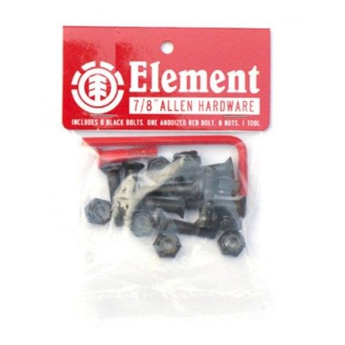"""Parafusos Element: Hardware Allen 7/8"""""""