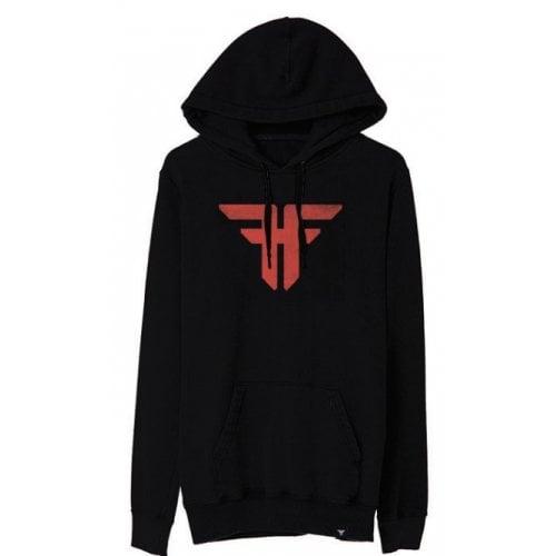 Sweatshirt Fallen: Trademark Black/Red