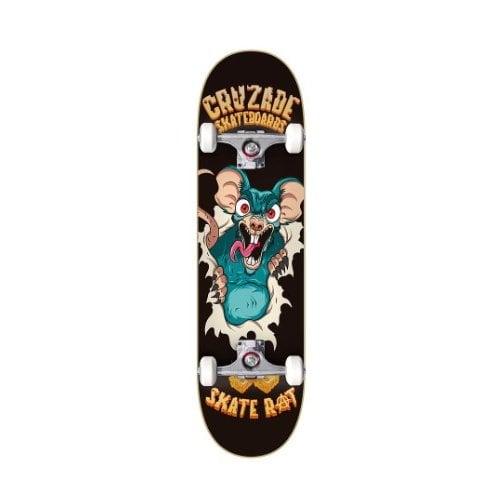 Skate Completo Cruzade: Skate Rat 8.25