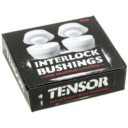 Borrachas Tensor: Bushings 90A White