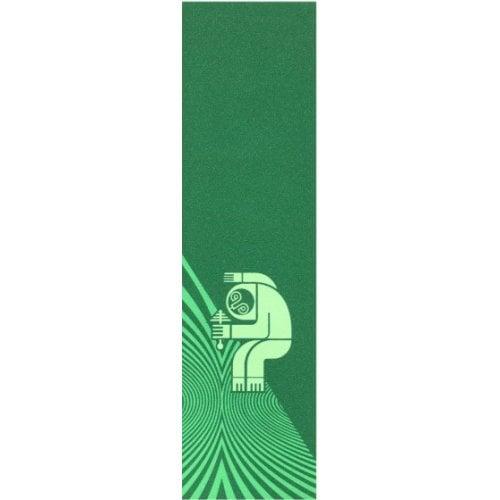 Lixa Darkroom: Sloth Vortex Green Grip Tape