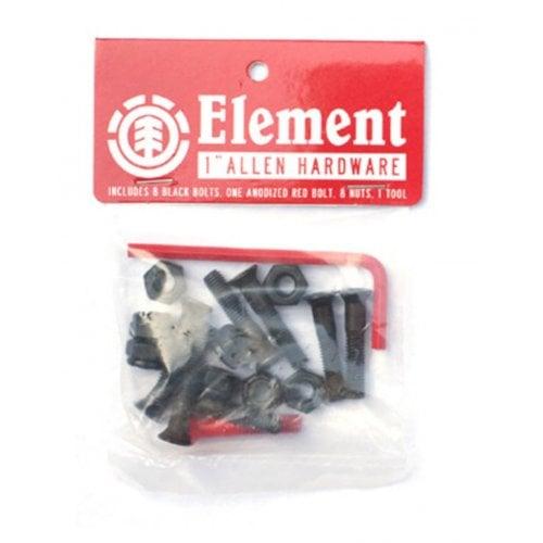 """Parafusos Element: Hardware Allen 1"""""""