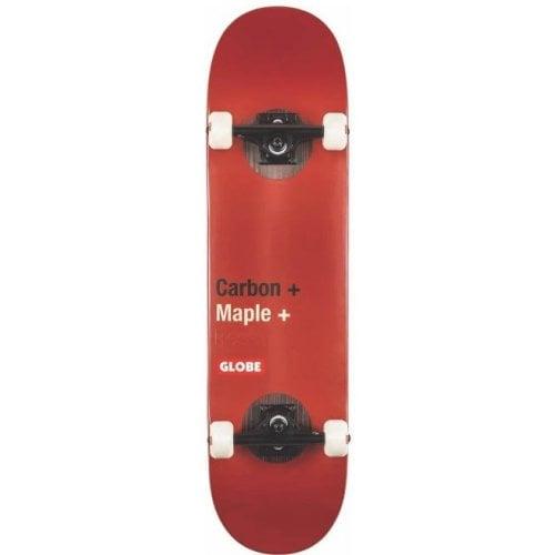 Skate Completo Globe: G3 Bar Red 8.25