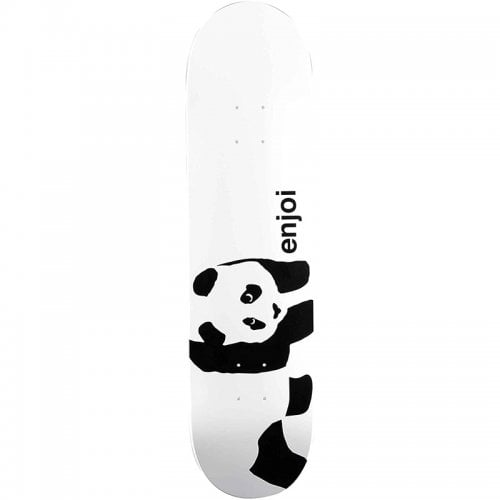 Tábua Enjoi: Whitey Panda Logo Wide R7 8.5x32.1