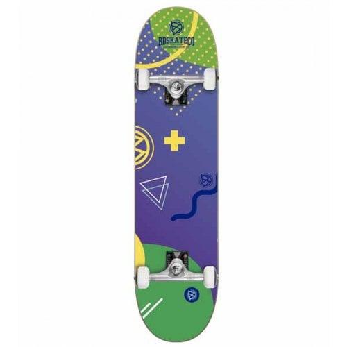 Skate Completo BDSkate: Memphis Green 8.0
