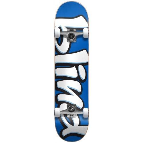 Skate Completo Blind: Drama Mama Soft Wheels Blue 7.5x31.1