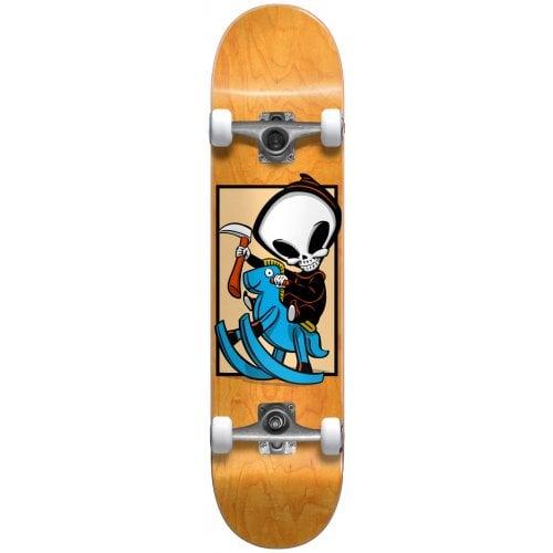 Skate Completo Blind: Reaper Crazy Horse Yth FP Premium 7.25x29.2