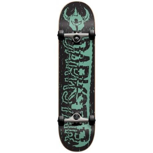 Skate Completo Darkstar: VHS FP Teal 7.875x31.7