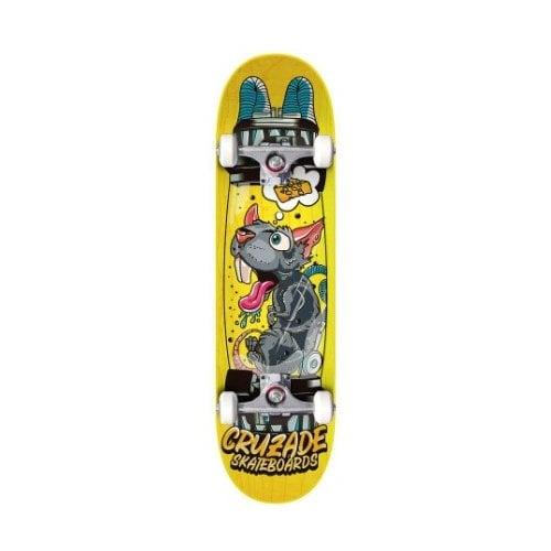 Skate Completo Cruzade: Clone 8.25