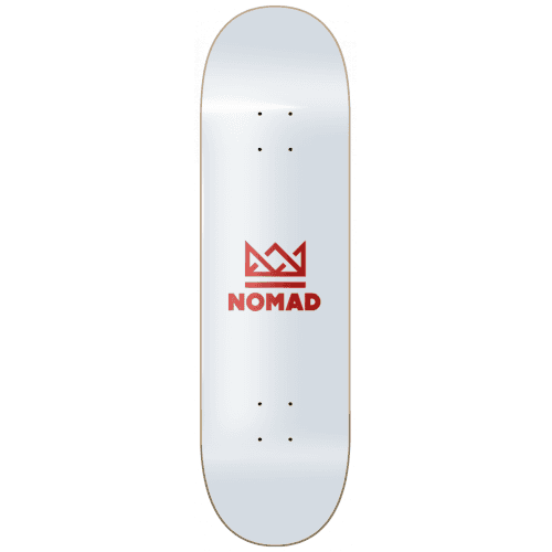 Tábua Nomad: Crown Red 8.5x32.13