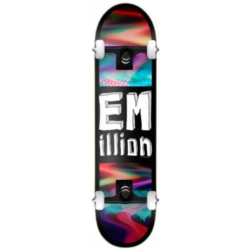 Skate Completo EMillion: Beam 8.0x31.5