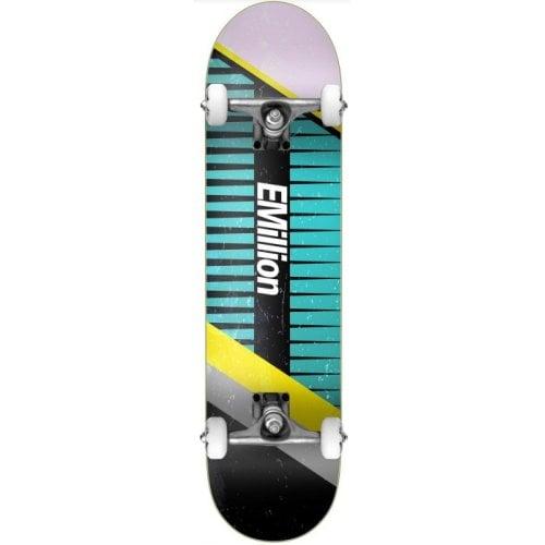 Skate Completo EMillion: Rally 8.125x31.5