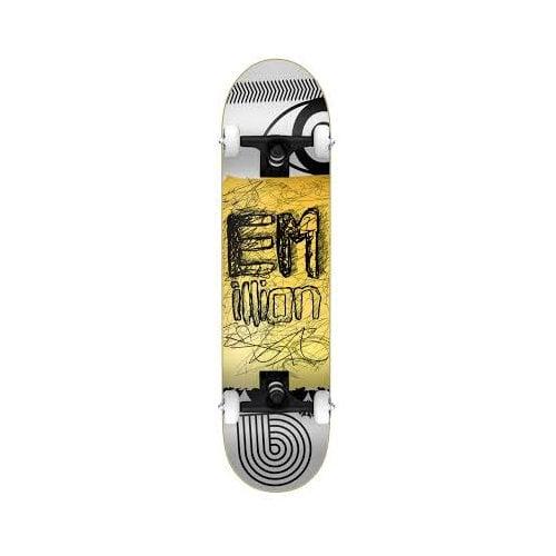 Skate Completo EMillion: Balboa 8.125x31.5