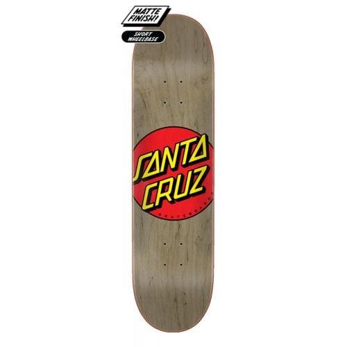 Tábua Santa Cruz Skateboards: Classic Dot 8.375x31.83