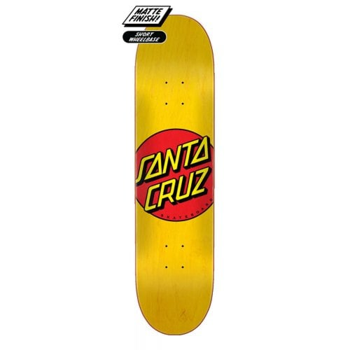 Tábua Santa Cruz Skateboards: Classic Dot 7.75x31.61