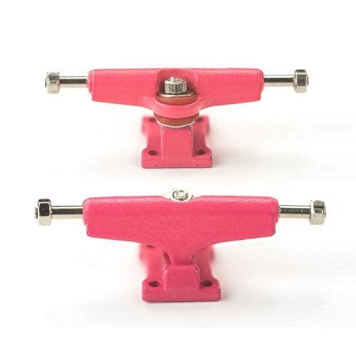 Trucks Fingerboards Bollie: Color Line Pink