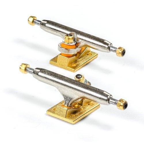 Trucks Fingerboards Blackriver: Wide 2.0 Silver/Gold 32