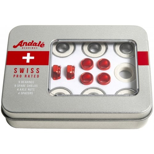 Rolamentos Andale: Swiss Tin Box Single