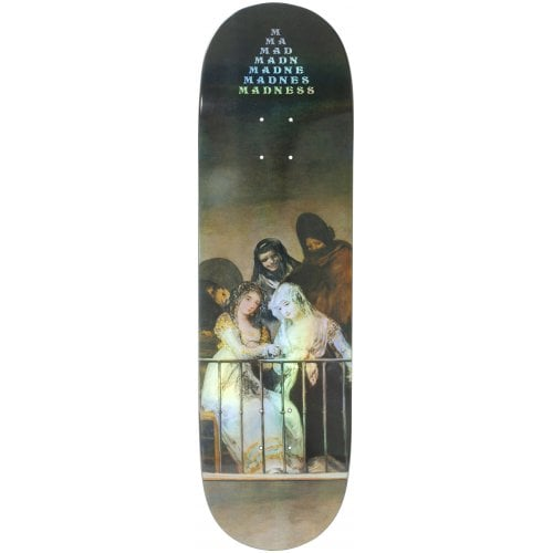 Tábua Madness: Creeper Popsicle Holographic R7 8.75x32.0