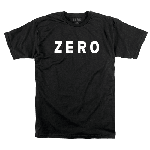 T-Shirt Zero: Army Tee BK