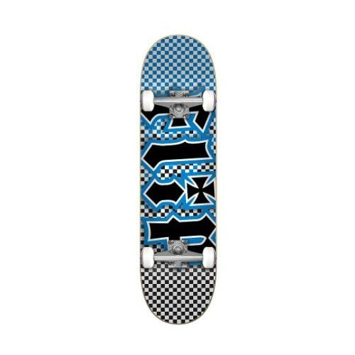 Skate Completo Flip: Fast Times Blue 7.5x31.60