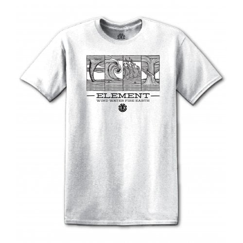 T-Shirt Element: WWFE Front WH