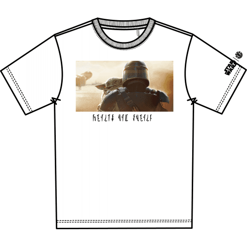 T-Shirt Element: Star Wars x Element WH