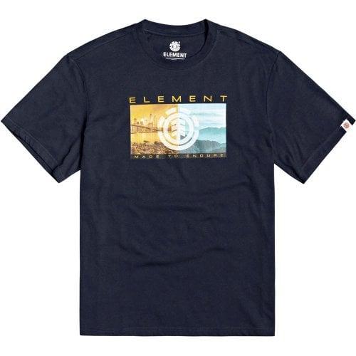 T-Shirt Element: Sentinel SS BK